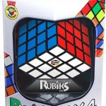 Rubikova kocka hlavolam 4x4x4 plast