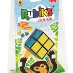 Rubikova kocka hlavolam Junior 2x2 plast