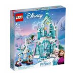 LEGO Disney Frozen II Elsa a jej kúzelny ľadový palác 43172