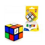 Rubikova kocka 2x2x2 Mini hlavolam plast