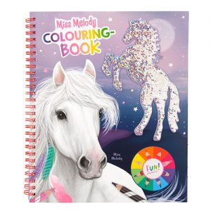 Maľovanka Colouring-Book Miss Melody 3327095