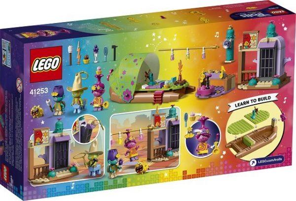LEGO Trolls Plavba do sveta country 41253