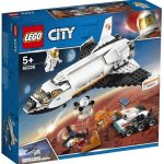 LEGO City Raketoplán skúmajúci Mars