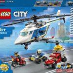 LEGO City Policajná helikoptéra 60243
