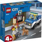 LEGO City Jednotka s policajným psom 60241
