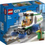LEGO City Čistiace vozidlo 60249