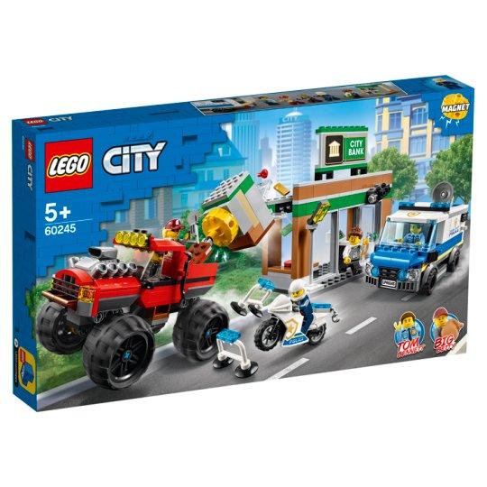 Lúpež s Monster truckom 60245 LEGO