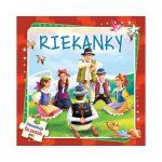 Puzzle kniha Riekanky 12492