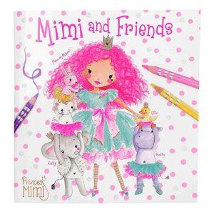 Maľovanky Princess Mimi 2702806