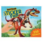 Kreatívny zošit Dino World 3323354