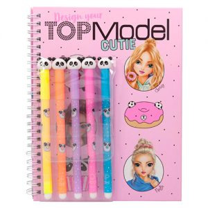Maľovanka Design Your Top Model Cutie 3341922