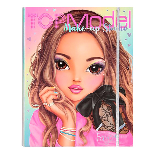 Maľovanka Make-Up Studio Top Model 3341925