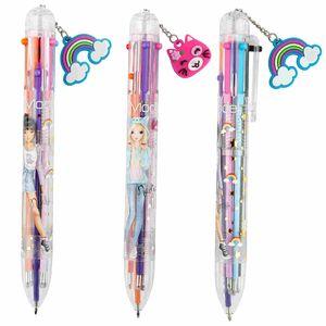 Guličkové viacfarebné pero Top Model