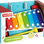Zábavný ťahací xylofón Fisher Price