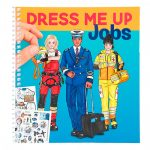 Kreatívny zošit Dress Me Up Jobs 3341909
