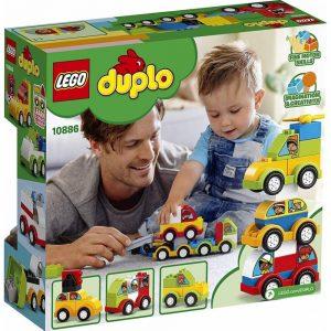 LEGO Duplo Moje prve vozidlá 10886