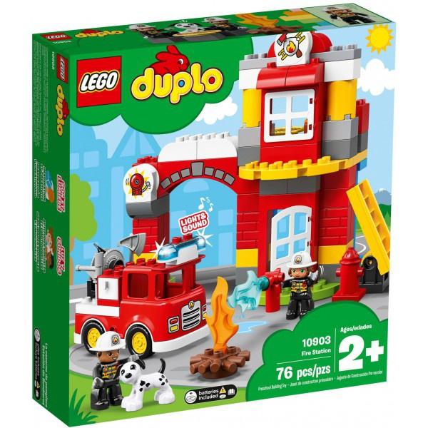 LEGO Duplo Hasičská stanica 10903