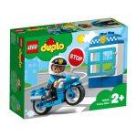 LEGO Duplo Policajná motorka 10900