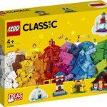 LEGO Classic Kocky a domčeky 11008
