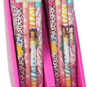 Ceruzky dúhové 4 ks Top Model