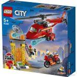 LEGO City Hasičský záchranný vrtuľník 60281
