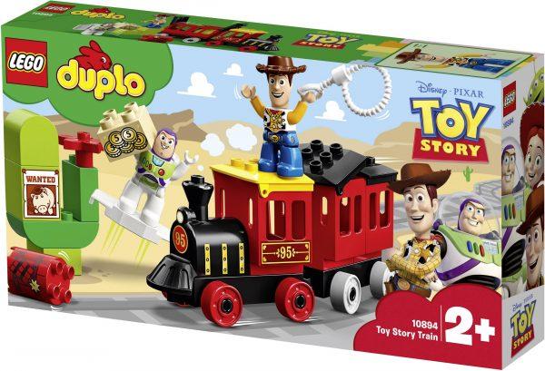 LEGO Duplo Toy Story Vlak z Príbehu hračiek 10894