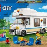 LEGO Prázdninový karavan 60283