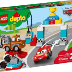 LEGO Duplo Súťažný deň Bleska McQueena 10924