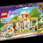 LEGO Friends Bio kaviareň v mestečku Heartlake 41444